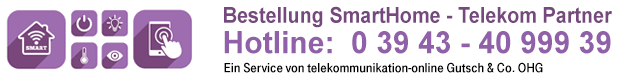 Telekom SmartHome