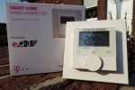 Telekom Smart Home Funk-Wandthermostat