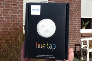 Philips hue tap Schalter LED Steuerung - Telekom Smart Home
