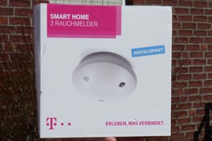 telekom smart home vorteilspaket 3x funk rauchmelder sparset. Black Bedroom Furniture Sets. Home Design Ideas